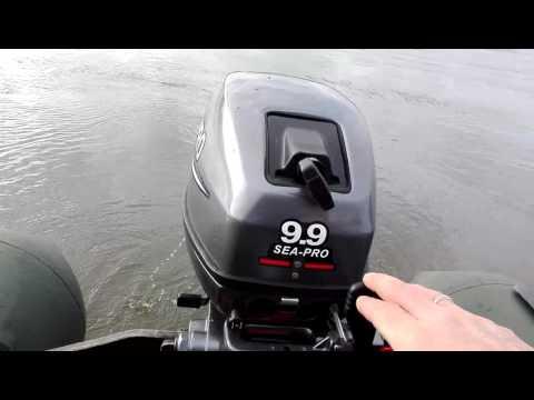 лодочный мотор сеа про расход