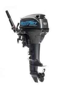 2х-тактный лодочный мотор Mikatsu M9 (14)