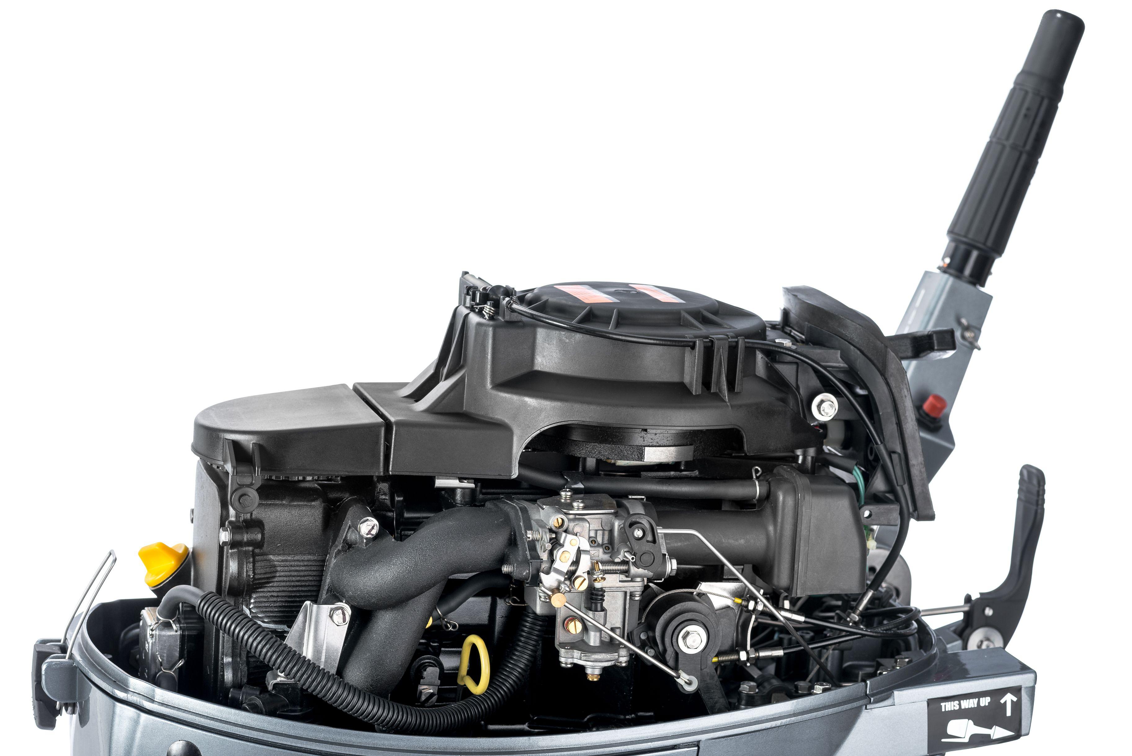 лодочные моторы двухтактные четырехтактные чем они отличаются