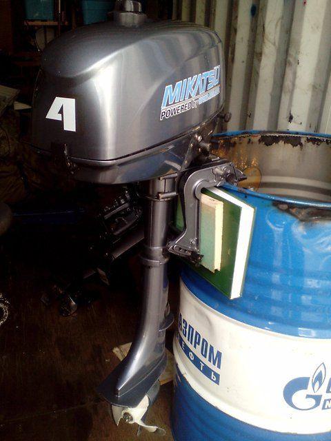 мотор mikatsu m4fhs цена