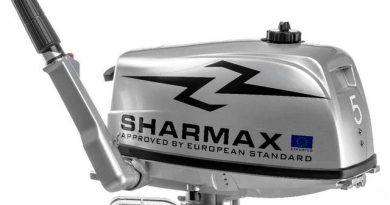 Лодочные моторы Sharmax (Шармакс). Преимущества. Отзывы.