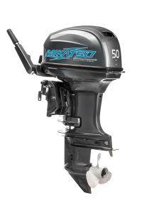 2х-тактный лодочный мотор Mikatsu M50FHS (2)