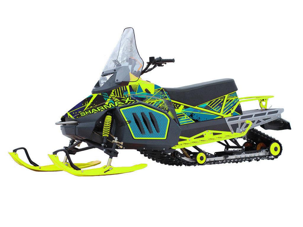 Отзывы- снегоход Sharmax SN-550 classic
