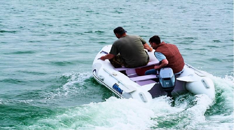 Лодочный мотор MIKATSU M9.9FHS – Китайцев боятся - на веслах плавать
