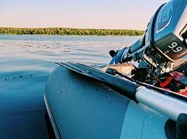 Лодочный мотор MIKATSU M9.8FHS - Отличный мотор!